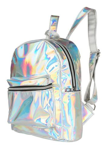 BACKPACK - SILVER HOLOGRAM