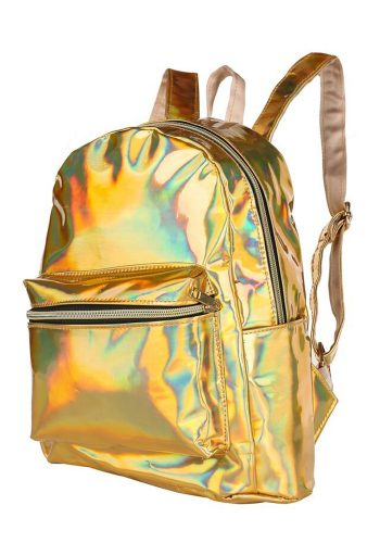 BACKPACK - GOLD HOLOGRAM