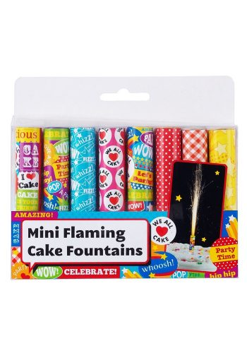 TALKING TABLES - MINI CAKES FOUNTAINS