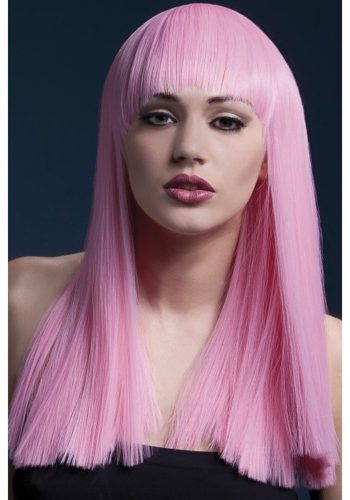 ALEXIA WIG - BABY PINK