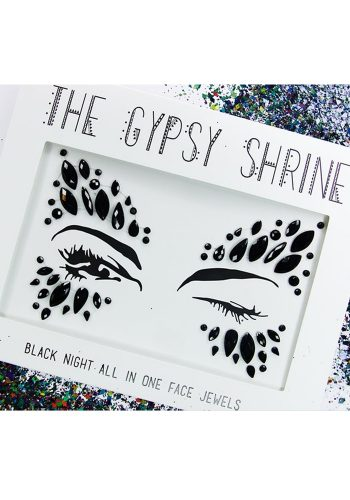 THE GYPSY SHRINE BLACK NIGHT ALL IN ONE FACE JEWEL
