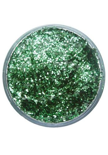 SNAZAROO GLITTER GEL 12ml - BRIGHT GREEN