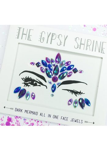THE GYPSY SHRINE DARK MERMAID ALL IN ONE FESTIVAL FACE JEWELS