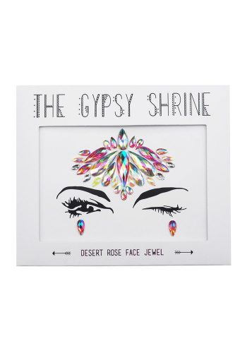THE GYPSY SHRINE DESERT ROSE ALL IN ONE FESTIVAL FACE JEWEL