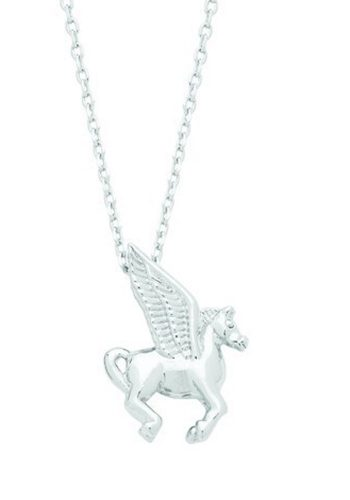 ESTELLA BARTLETT PEGASUS NECKLACE - SILVER PLATED