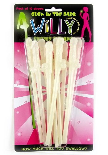 WILLY STRAWS - GLOW IN THE DARK