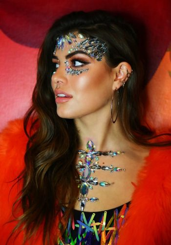THE GYPSY SHRINE ICE QUEEN ALL IN ONE FACE JEWEL