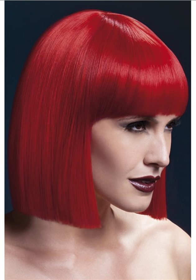 LOLA WIG – RED