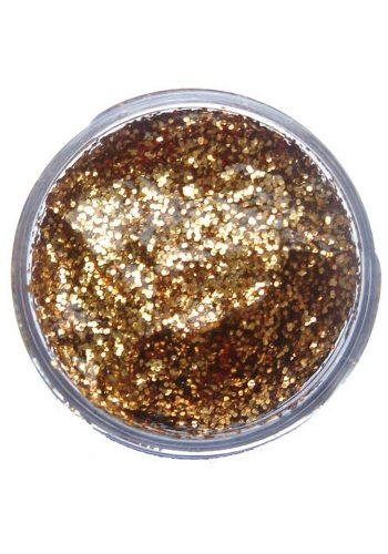 SNAZAROO GLITTER GEL 12ml - RED GOLD