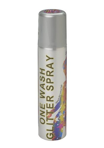 GLITTER SPRAY - MULTI