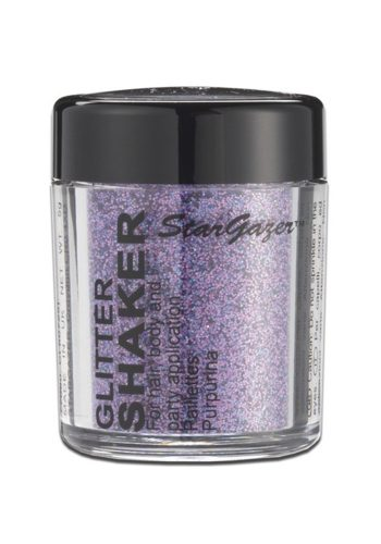 HOLOGRAPHIC GLITTER SHAKER - LAZER PINK