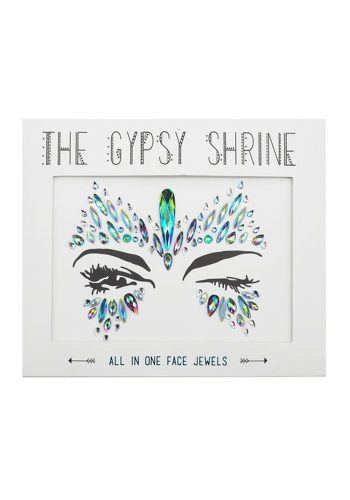 THE GYPSY SHRINE SNOW QUEEN ALL IN ONE FESTIVAL FACE JEWEL