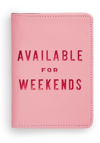 BAN.DO GETAWAY PASSPORT HOLDER - AVAILABLE FOR WEEKENDS