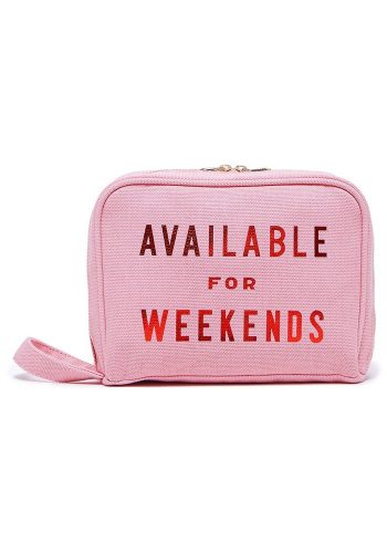 BAN.DO GETAWAY TOILETRIES BAG - AVAILABLE FOR WEEKENDS