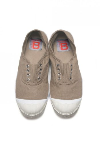BENSIMON TENNIS ELLY SHOES - EGGSHELL