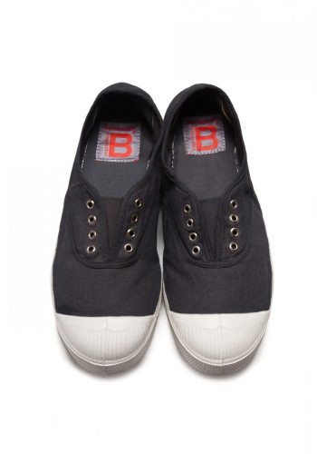 BENSIMON TENNIS ELLY SHOES - CARBON