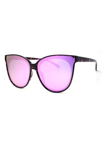 A J MORGAN GLAMMED SUNGLASSES - PURPLE MIRROR