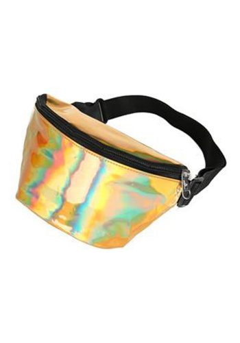 BUMBAG - GOLD HOLOGRAM 2