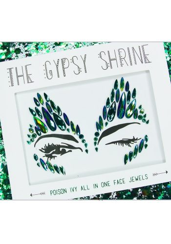 THE GYPSY SHRINE POISON IVY ALL IN ONE FESTIVAL FACE JEWEL