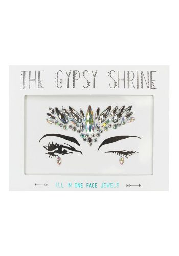 THE GYPSY SHRINE UNICORN CROWN ALL IN ONE FESTIVAL FACE JEWEL