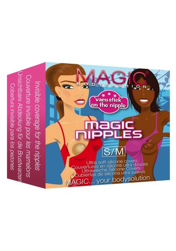 MAGIC BODY FASHION MAGIC NIPPLES - CARAMEL