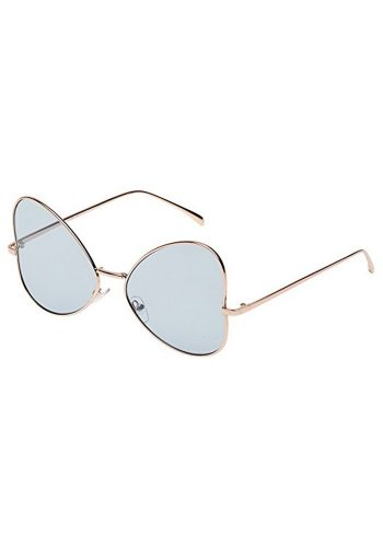 BUTTERFLY SUNGLASSES - BLUE