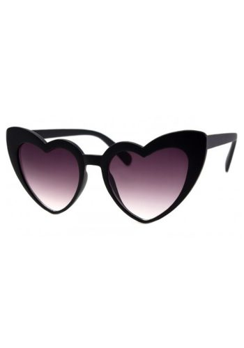 AJ MORGAN WHOLEHEARTED SUNGLASSES - BLACK