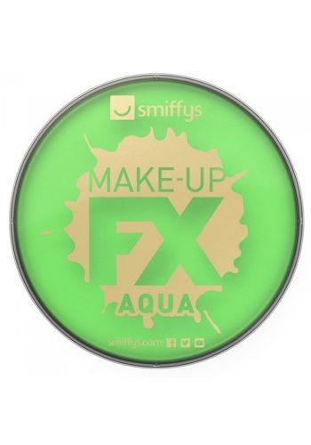 MAKEUP FX - FACE & BODY PAINT - LIME GREEN