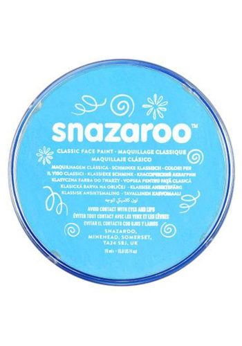 SNAZAROO - CLASSIC FACE PAINT - TURQUOISE