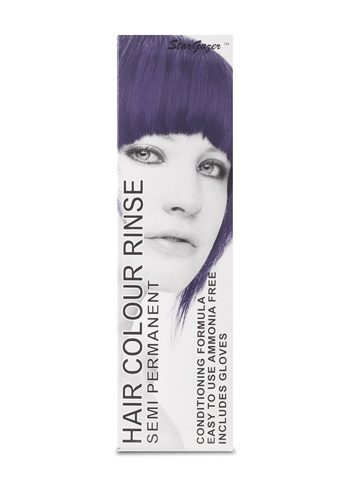 STARGAZER - SEMI PERMANENT HAIR COLOUR - LAVENDER
