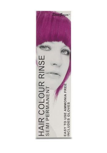 STARGAZER - SEMI PERMANENT HAIR COLOUR - MAGENTA
