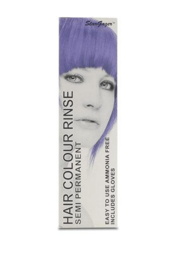 STARGAZER - SEMI PERMANENT HAIR COLOUR - PURPLE