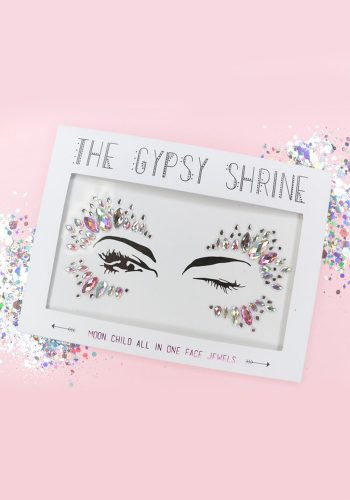 THE GYPSY SHRINE - MOON CHILD ALL IN ONE FESTIVAL FACE JEWEL