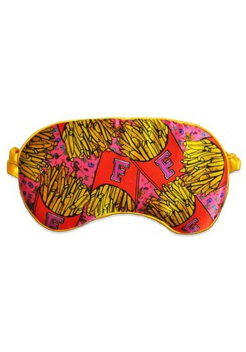 JESSICA RUSSEL FLINT - SILK EYE MASK - F