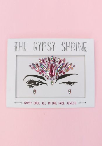 THE GYPSY SHRINE - GYPSY SOUL ALL IN ONE FESTIVAL FACE JEWEL
