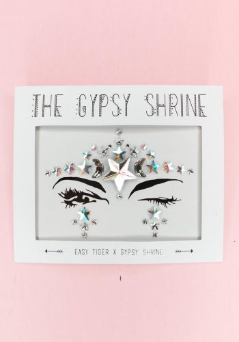 THE GYPSY SHRINE - STARRY EYES ALL IN ONE FESTIVAL FACE GEMS