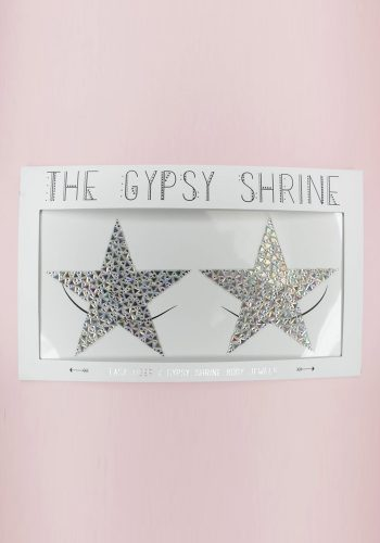 THE GYPSY SHRINE - STARGAZER FESTIVAL BOOB JEWELS
