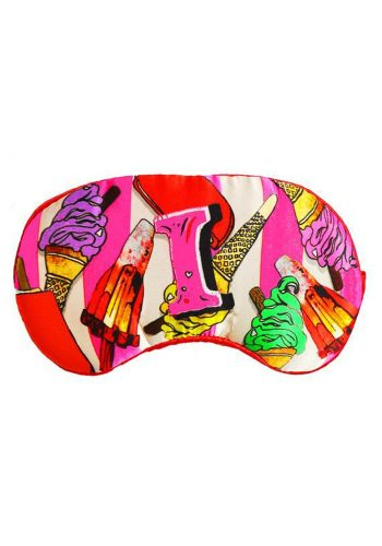 JESSICA RUSSEL FLINT - SILK EYE MASK - I