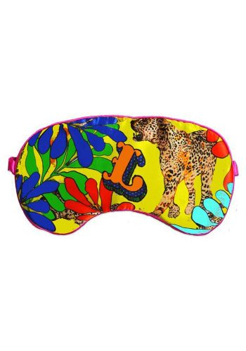 JESSICA RUSSEL FLINT - SILK EYE MASK - L