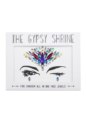 THE GYPSY SHRINE - FIRE CRACKER ALL IN ONE FESTIVAL FACE JEWEL