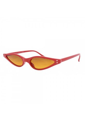 KOURTNEY - MINI CAT EYE SUNGLASSES - RED