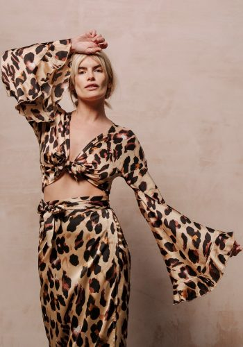 NEVER FULLY DRESSED COCO - LEOPARD