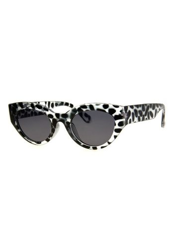 A J MORGAN DAMN GINA SUNGLASSES - GREY TORTOISE
