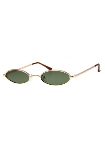 AJ MORGAN PEACE SUNGLASSES - GOLD
