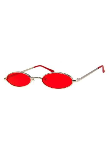 AJ MORGAN PEACE SUNGLASSES - RED