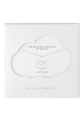 ESTELLA BARTLETT - SHE BELIEVED SHE COULD SO SHE DID NECKLACE