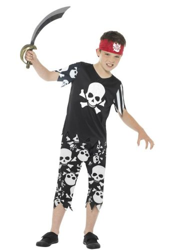 PIRATE BOYS COSTUME