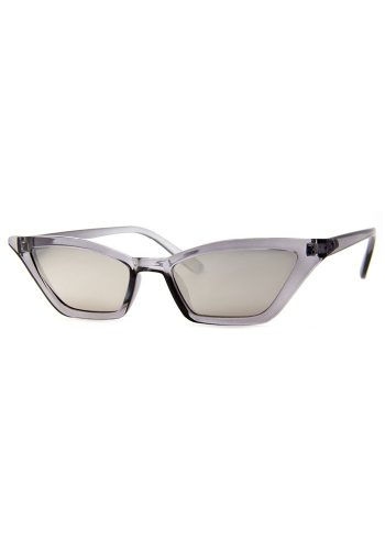 A J MORGAN REVOLUTIONARY SUNGLASSES - BLACK