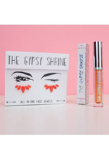 THE GYPSY SHRINE BEAUTY - HOT SPARK HOLOGRAPHIC LIP TOPPER