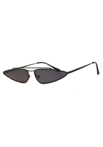 A J MORGAN PINCER SUNGLASSES - BLACK